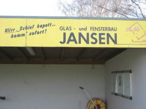 Glas- Fensterbau Jansen K